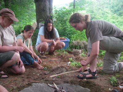 Survival skills vacation ideas