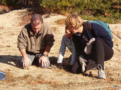 tracking wilderness skills adults teens