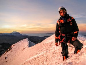 anthony expedition leader