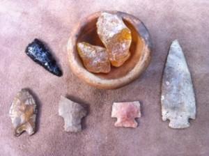 1-stone tools