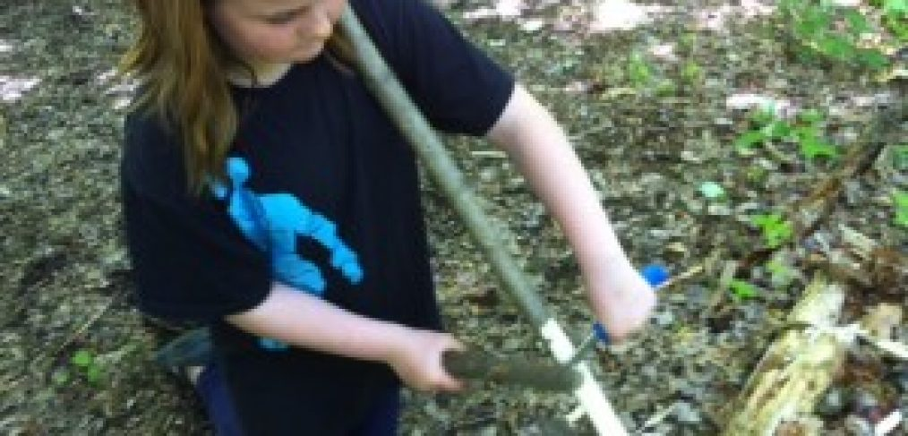 bow hunter-gatherer wilderness skills preteen teen