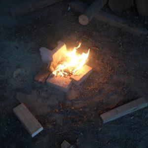 fire making Earthwork Programs