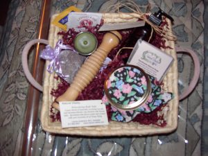 gift making herbal workshop