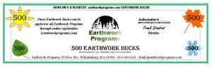 earthwork bucks wilderness skills western ma