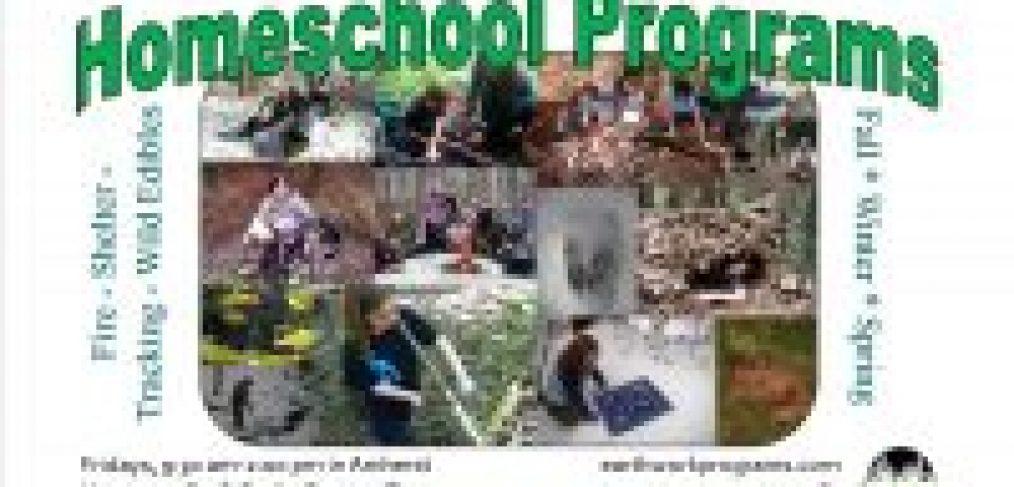 wilderness homeschool western ma earthwork programs