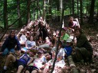 summer camp shelter