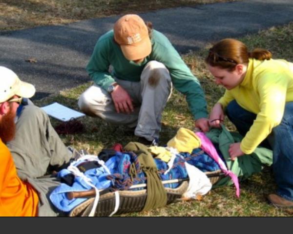wilderness first aid lit