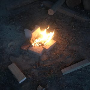 fire making Earthwork Programs