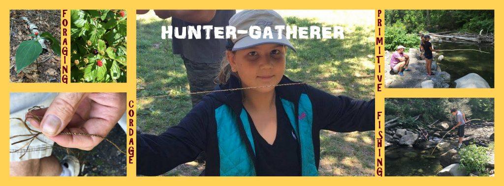 hunter-gatherer earthwork programs