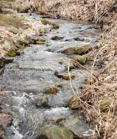 locate emergency water source